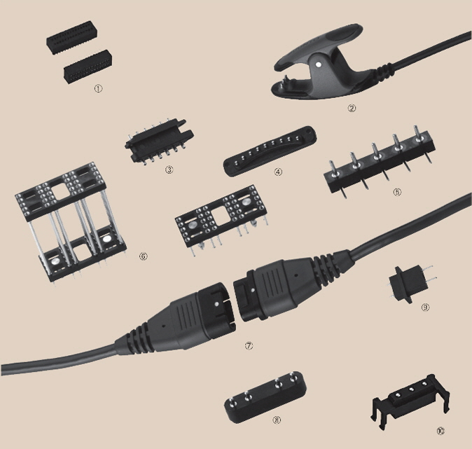 Pin-Connectors-Professional-Consumer-Electronics